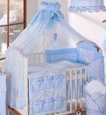 Балдахин в детскую кроватку своими руками в кроватку