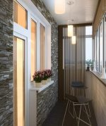 Балкон хрущевка дизайн – отделка, дизайн, интерьер, интересные идеи, как сделать, маленький, варианты, открытые, фото, видео