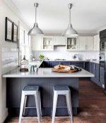 Барная стойка на кухне дома – Барная стойка в квартире и доме: в гостиной, на кухне, на балконе, на участке – как удобно разместить (75 фото) — каталог статей на сайте