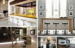 Барная стойка в хрущевке на кухне – Дизайн кухни-студии с барной стойкой. Дизайн кухни-студии в квартире, в хрущевке, в частном доме :: SYL.ru