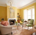 Белого цвета обои – Обзор желтых обоев в интерьере, фото желтых стен в сочетании с черным, серым, белым, зеленым цветом, советы как подобрать желтые обои в спальне, в гостиной, на кухне