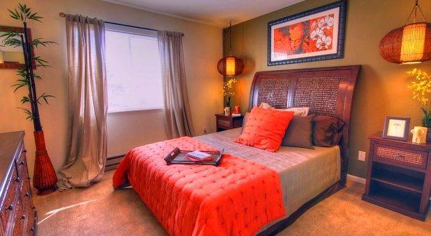 Благоприятные картины для спальни