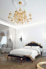 Большая спальня – интерьер квартиры размером 40 кв. метров, нюансы обустройства комнаты площадью 25 и 30 кв. м