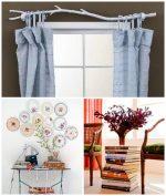 Бюджетный декор квартиры своими руками – 30 максимально бюджетных дизайнерских решений для оригинального украшения квартиры