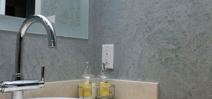 Чем можно обделать стены в ванной кроме плитки