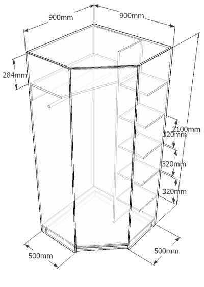 чертежи шкафа шкаф купе своими руками чертежи описание 56 фото