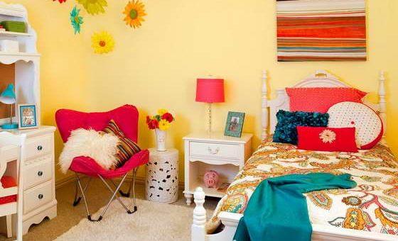 Цвет стен в детской – Как выбрать цвет стен в детской комнате? Как влияет цвет стен в детской на ребенка?