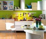 Цвет в интерьере кухни – Сочетание цветов в интерьере кухни – как выбрать удачное решение