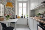 Цветовые гаммы кухни фото – Какой цвет кухни выбрать для маленькой кухни: расширение пространства (41 фото)