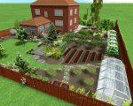 Дача 5 соток обустройство – Планировка помещений на участке в 5 соток. Садовый ландшафтный дизайн своими руками для маленького дачного участка — идеи и фото внутреннего дворика