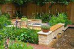 Дача дизайн двора – Дизайн двора частного дома — стильное и современное обустройство участка (130 фото)