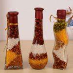 Декор бутылок овощами и цветами фруктами – Декоративные бутылки своими руками. Декоративные бутылки с овощами. Декоративное оформление бутылок. Декоративные бутылки для кухни.