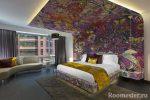 Декор стены в спальне над кроватью – Варианты декора стен в спальне. Какая подойдет картина над кроватью в спальне? Акцентная стена – течение последнего времени