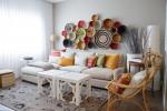Декор своими руками для дома из ткани – интересные и креативные решения для создания уюта, украшаем дом в стиле «хенд мейд», оригинальные примеры