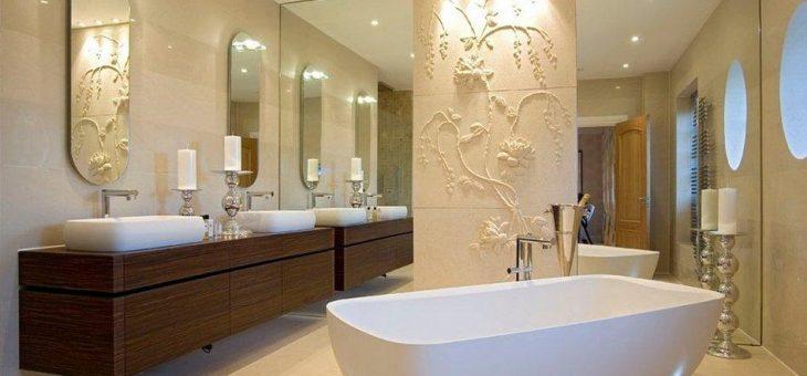 Декоративные покрытия для ванной – Декоративная влагостойкая штукатурка для ванной. Венецианская штукатурка (фото и видео).