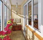 Декоративный камень на лоджии фото – Декоративный камень на балконе фото – Отделка декоративным камнем балкона или лоджии. Как сделать релакс-зону буквально у себя за окном?