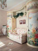 Детская 4 на 3 дизайн фото – Идеи детской для девочек (от 3 лет) — детские комнаты для девочек — запись пользователя Алиса (alisa_besson) в сообществе Дизайн интерьера в категории Интерьерное решение детской комнаты