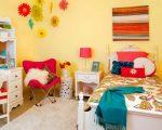 Детская в желтом цвете для девочки – Как выбрать цвет стен в детской комнате? Как влияет цвет стен в детской на ребенка?