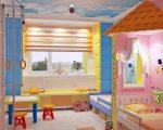 Детские комнаты фото для разнополых детей – Подборка детских для разнополых детей(много фото) — детская для разнополых детей фото — запись пользователя Тёна (nastya_908) в сообществе Дизайн интерьера в категории Интерьерное решение детской комнаты