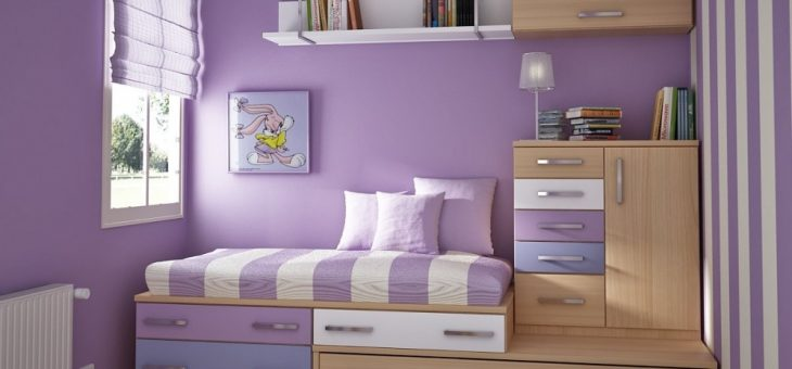 Детской спальни фото