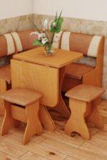 Диванчики для кухни фото – Кухонные диваны для маленькой кухни (48 фото): дизайн раскладных диванчиков
