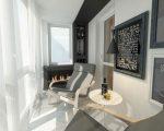 Дизайн балкона фото 2018 современные идеи со шкафами – Стильный дизайн лоджии 2018-2019 — фото, красивый интерьер лоджии — ТОП 50 идей