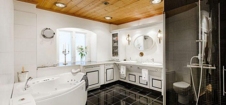 Дизайн белой ванной комнаты – Белые ванные, ванная комната в белом цвете, ванная в белых тонах   Фото ремонта.ру