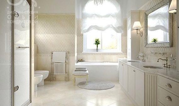 Дизайн большой ванной – Дизайн большой ванной комнаты | Современные идеи и фото 2017 | Фото дизайнов интерьера 2017