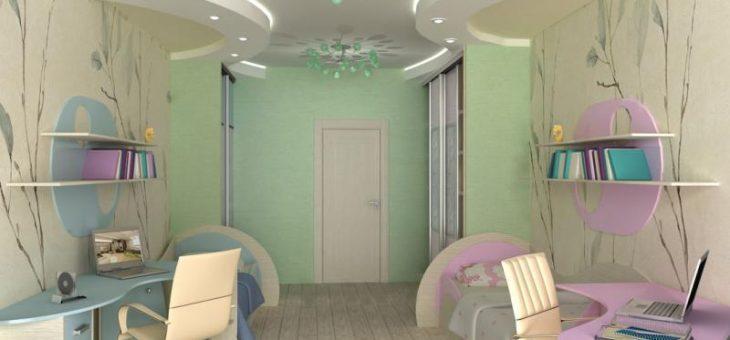Дизайн детских комнат проекты – Детские комнаты: фотографии и дизайн-проекты комнат для девочек, мальчиков и подростков