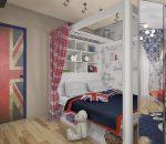 Дизайн детской комнаты 9 кв м для мальчика – Дизайн-проект маленькой детской комнаты 11 кв. м для мальчика 9 лет