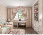 Дизайн детской комнаты для девочки 14 м кв – 33 идеи дизайна детской комнаты для девочки – дизайн-проект спальни| Фото дизайнов интерьера 2017