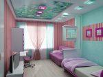 Дизайн детской комнаты для девочки школьного возраста – Дизайн детской комнаты для двух девочек разного возраста: особенности, зонирование, фото