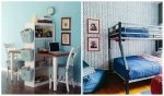 Дизайн детской комнаты для двоих разнополых – планировка детской комнаты для двоих разнополых детей, двойняшек или близнецов (100 фото) – Кошкин Дом