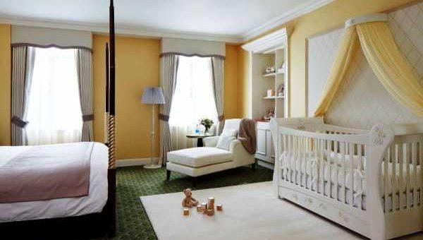 Дизайн детской комнаты с детской кроваткой – Идеи дизайна спальни с детской кроваткой, варианты размещения родителей tooran