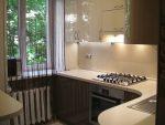 Дизайн для маленькой кухни для дома – Маленькая кухня — 110 фото красивого дизайна кухни не большого размера