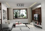 Дизайн гостиной 6 на 3