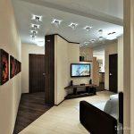 Дизайн интерьера 3 комнатной – Дизайн-проект интерьера 3-х комнатной квартиры | Интерьер 3-х комнатной квартиры площадью 83 кв.м.