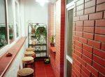 Дизайн интерьера балкона в современном стиле – внутренний интерьер 3-метрового балкона в квартире, современные идеи 2018
