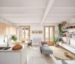 Дизайн интерьера квартиры в скандинавском стиле фото проекты – Скандинавский стиль в интерьере маленькой квартиры (77 фото): дизайн малогабаритной квартиры