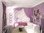 Дизайн комнат для девушек – Дизайн комнаты для девушки в современном стиле (16 фото), варианты интерьера современной комнаты для девушки