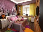 Дизайн комнаты 12 м – реальный ремонт маленькой комнаты, эффектный интерьер для ограниченных метров, как обставить квадратную и прямоугольную