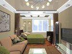 Дизайн комнаты спальни 18 кв м – интерьер комнаты с балконом, ремонт и планировка прямоугольной спальни-зала, как обставить