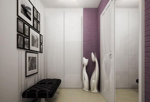 Дизайн коридор 6 кв м – 4 м коридора, длина 1 кв. м, фото 6 комнатной квартиры, ширина 7 м, высота и интерьер