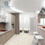 Дизайн кухни 12 кв м фото новинки 2018 чем стены потолок обделать – Дизайн кухни 12 кв. м. Лучшие планировки и актуальные дизайн-проекты кухонь 12 кв. м.
