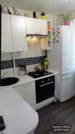 Дизайн кухни 5 7 кв м – Дизайн маленькой кухни 5 кв м с холодильником: варианты планировки, фото идей