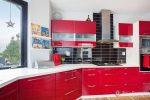 Дизайн кухни фото в красных тонах – Красные кухни, кухня в красном цвете, кухня в красных тонах   Фото ремонта.ру
