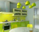 Дизайн кухни в цветах – Зеленая кухня — 55 фото вариантов оформления дизайна кухни с зеленым оттенком