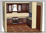 Дизайн кухни в доме п44т – Кухня в доме П-44 | Фото планировки и идеи дизайна в типовом доме серии П 44 с вентиляционным коробом | Решаем квартирные вопросы