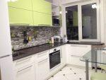 Дизайн кухни в панельном доме – Дизайн кухни 9 кв м в панельном доме (35 фото интерьеров): с окном и балконом