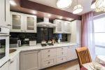 Дизайн кухни в стиле прованс фото 9 кв метров – Дизайн интерьера кухни 9 кв. м: расширение, мебель и техника, объединение с балконом, классический стиль, разнообразие стилей